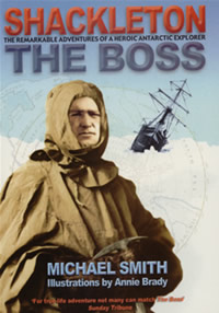Shackleton - The Boss